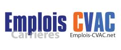 Emplois CVAC