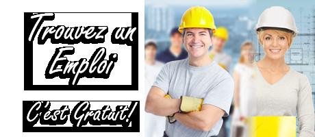 Trouvez un Emplois en CVAC-R et Plomberie, c'est gratuit!